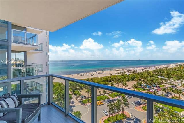 2201 Collins Avenue #1209 - Waterfront home apartment