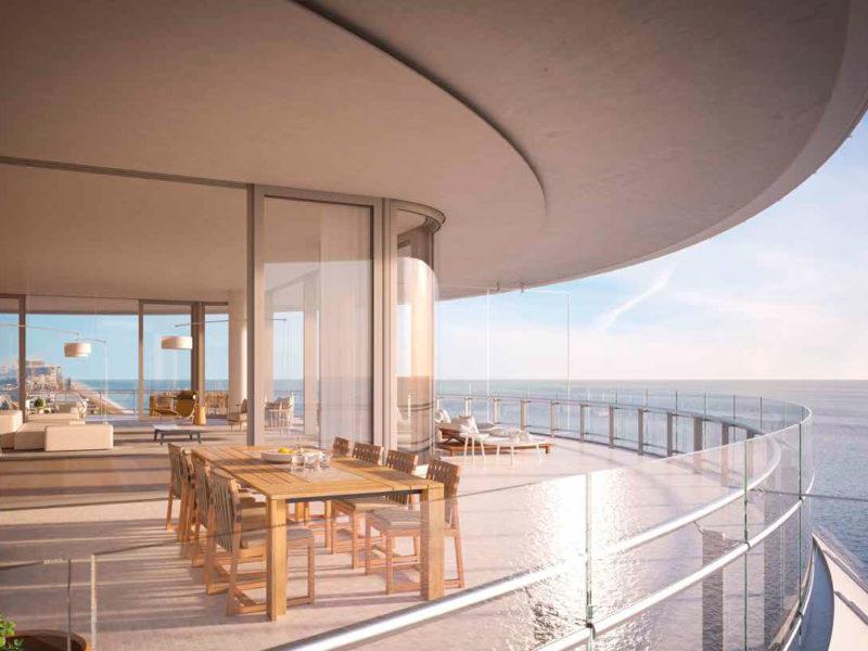 Eighty Seven Park Miami Beach - Ocean Views