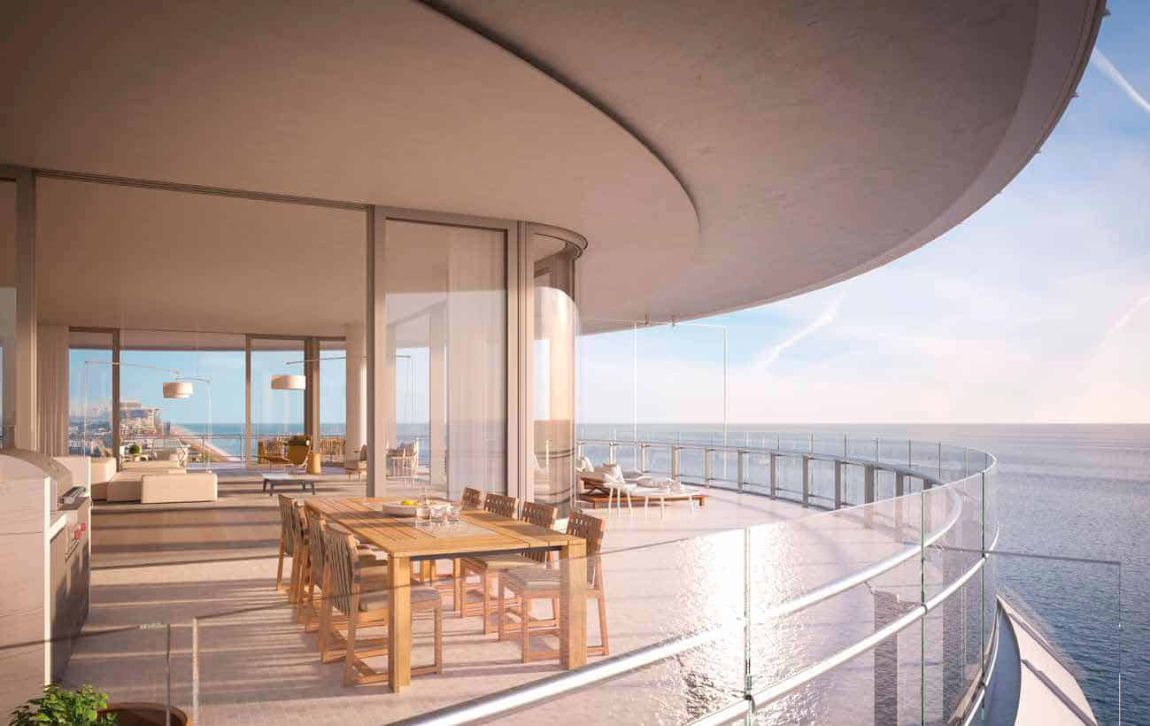 Eighty Seven Park Miami Beach - Ocean Views
