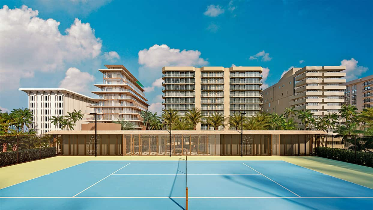 Private-rooftop-tennis-court