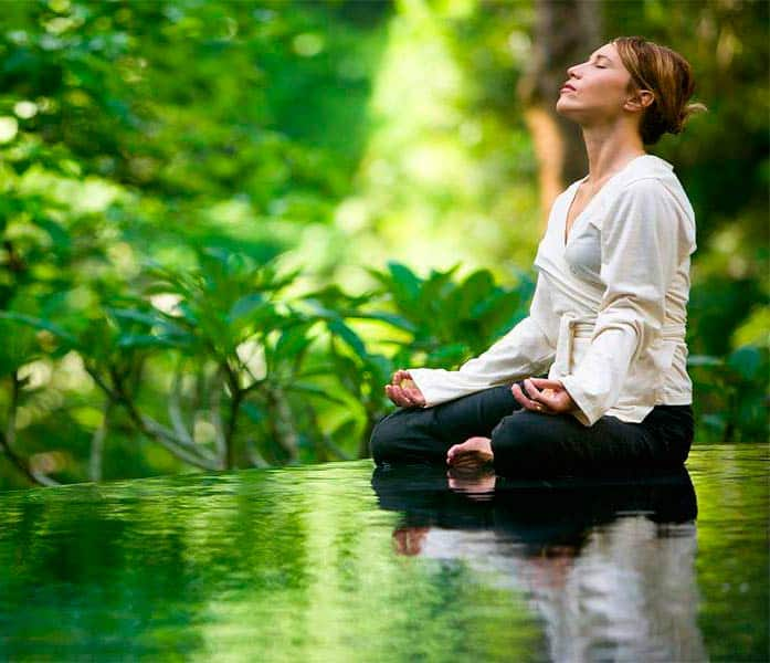 tranquility, meditation, and overall wellness in the luxe real estate of South Florida