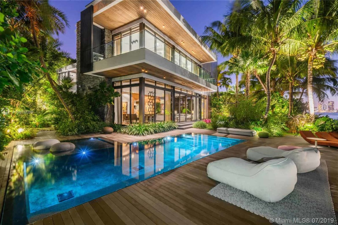 10 Luxury Mansions For Sale In Miami Beach over 15 Million