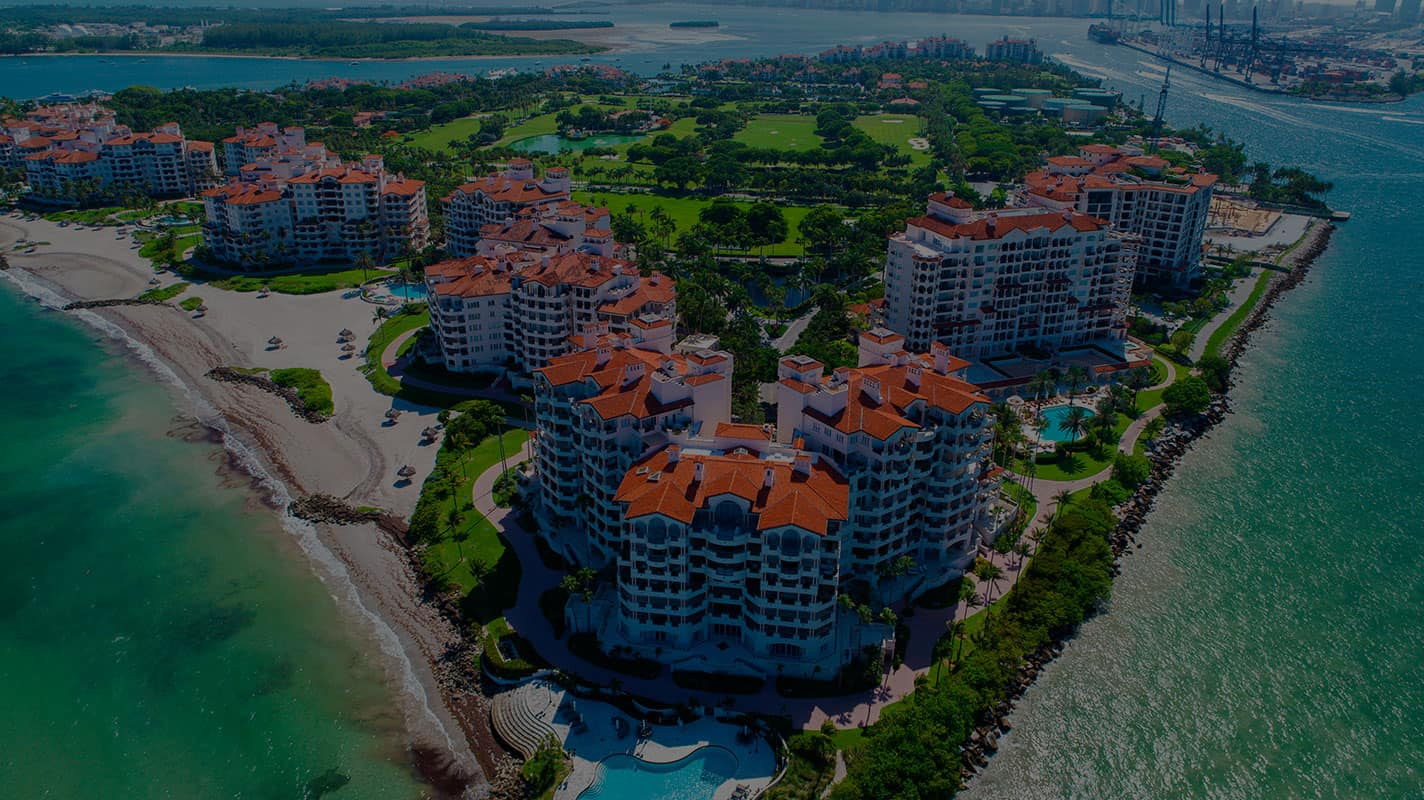 Fisher Island Luxury Real Estate Agents