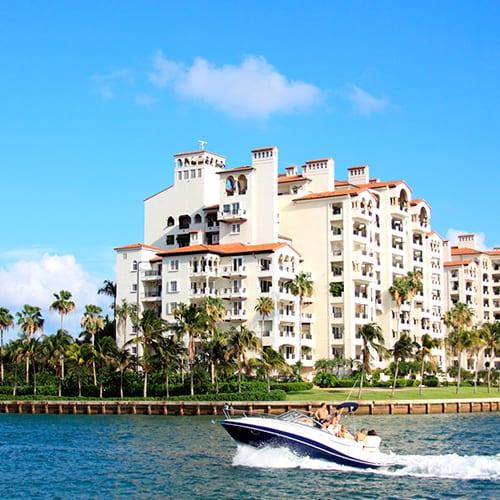 Fisher Island Luxury Condominium Palazzo Del Sol