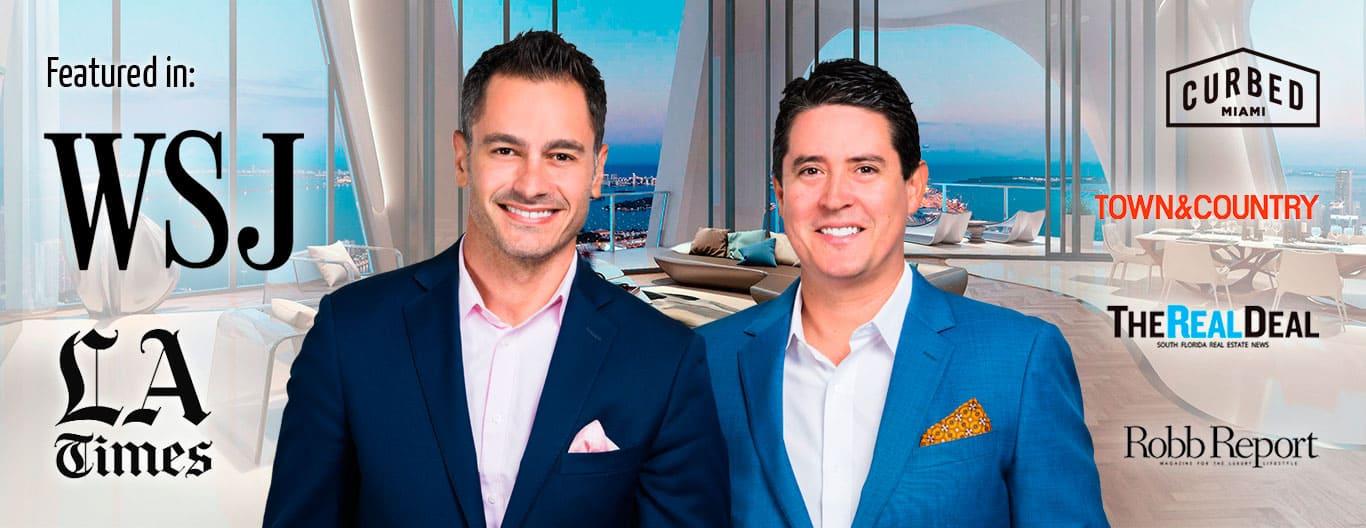 Luxury Real Estate Agents Miami Beach