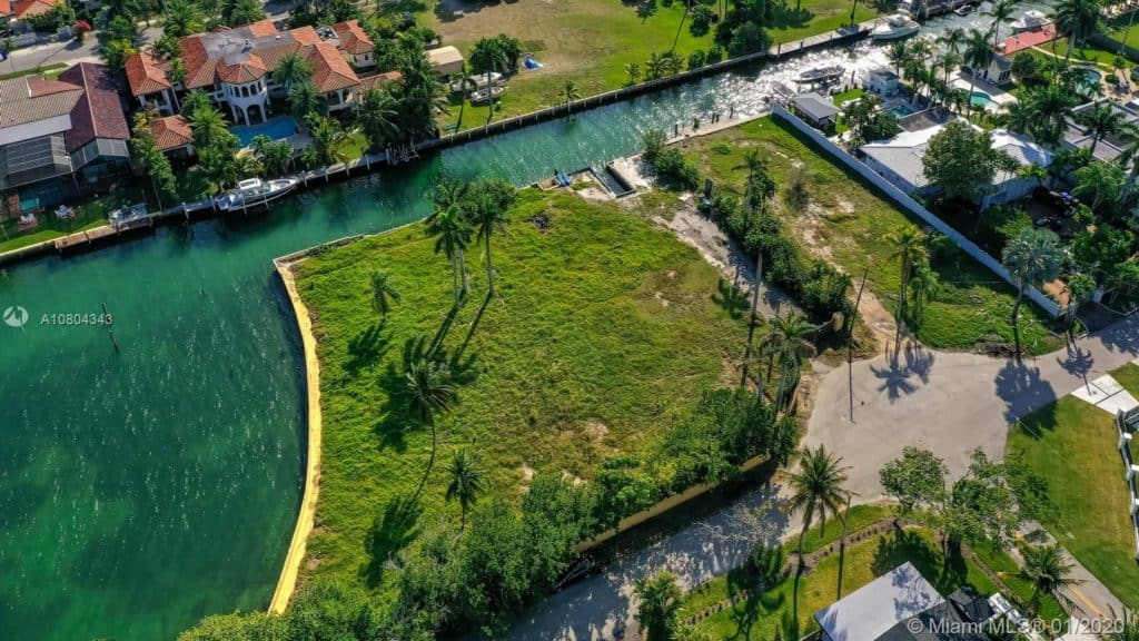 Mansion Lot Miami