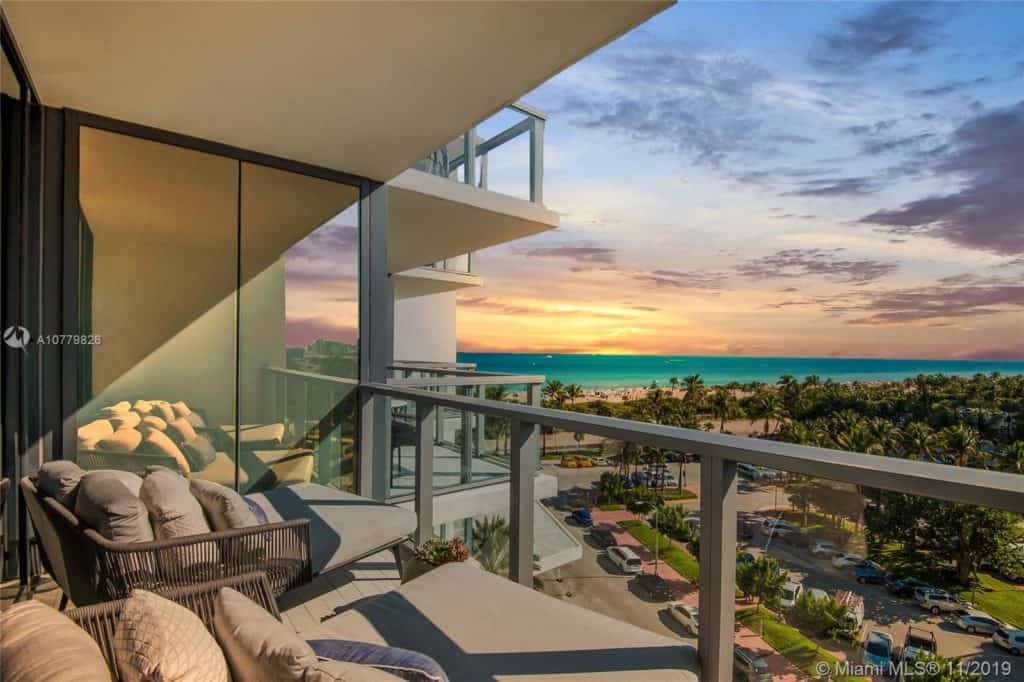 W Hotel South Beach Condos for Luxury Living
