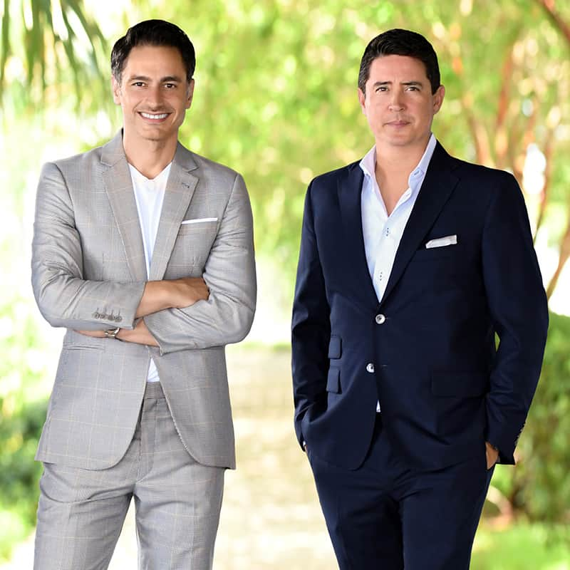 Best Miami Beach Realtors: Ivan Chorney and Michael Martirena