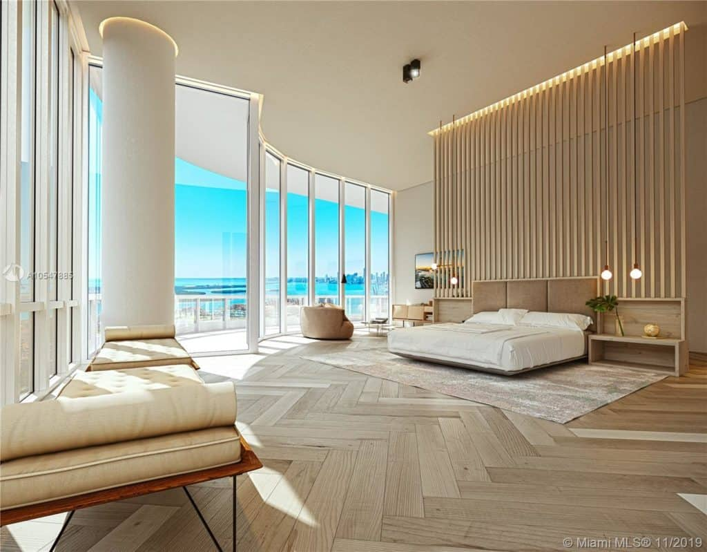 Most expensive oceanfront penthouses for sale in Miami Beach: 100 S POINTE DRIVE #PH2, MIAMI BEACH, FL 33139