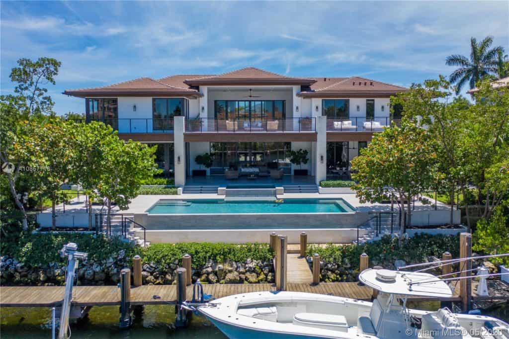 287 RADA CT, CORAL GABLES, FL 33143 - Waterfront Home in Coral Gables