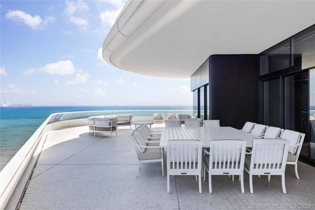Miami Beach Oceanfront Penthouses: 3315 COLLINS AVE #PH-A, MIAMI BEACH, FL 33140