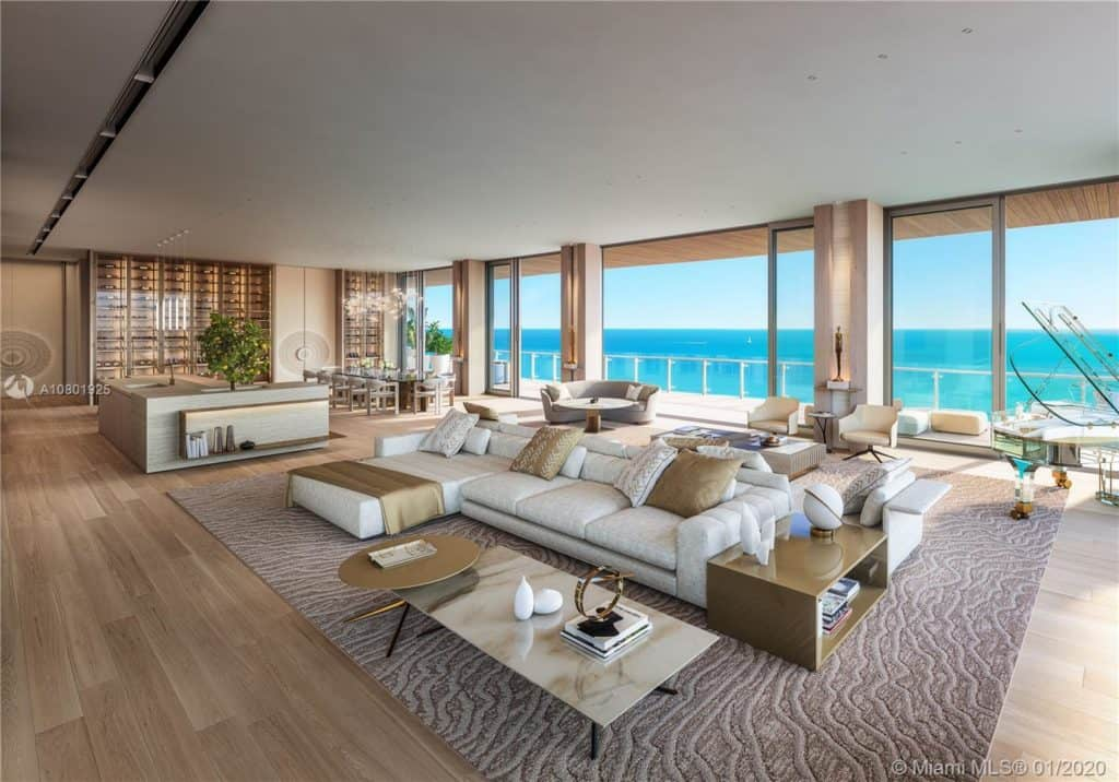 Miami Beach Oceanfront Penthouses: 5775 COLLINS AVENUE #PH, MIAMI BEACH, FL 33140