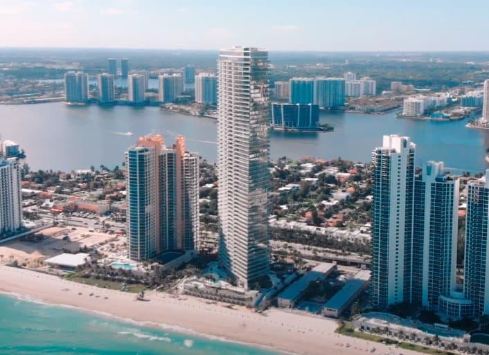 Armani Casa Residences Sunny Isles condos for sale