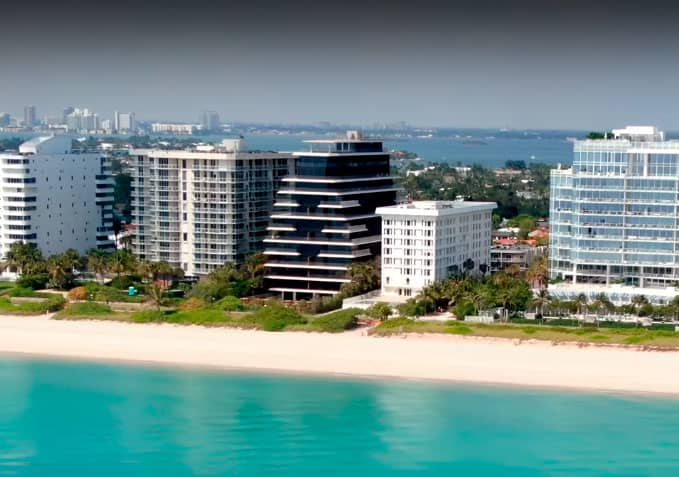 Arte Surfside condos for sale