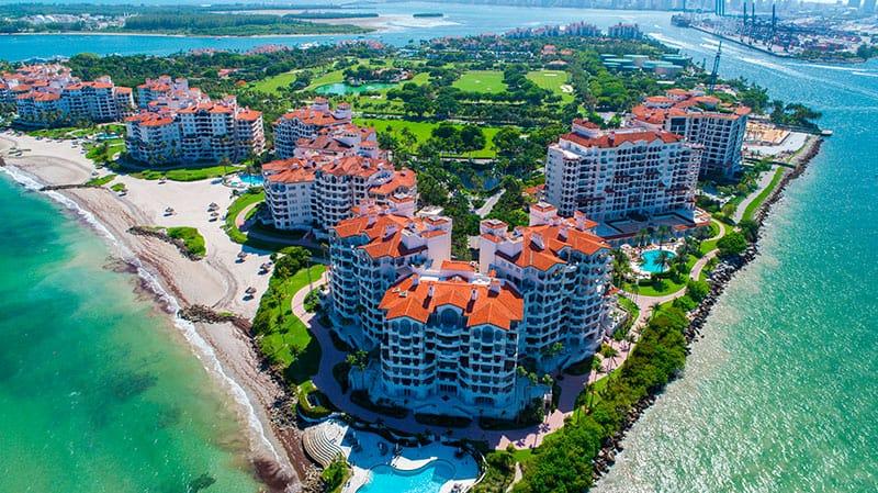 Fisher Island - Gated Communities in Miami Beach