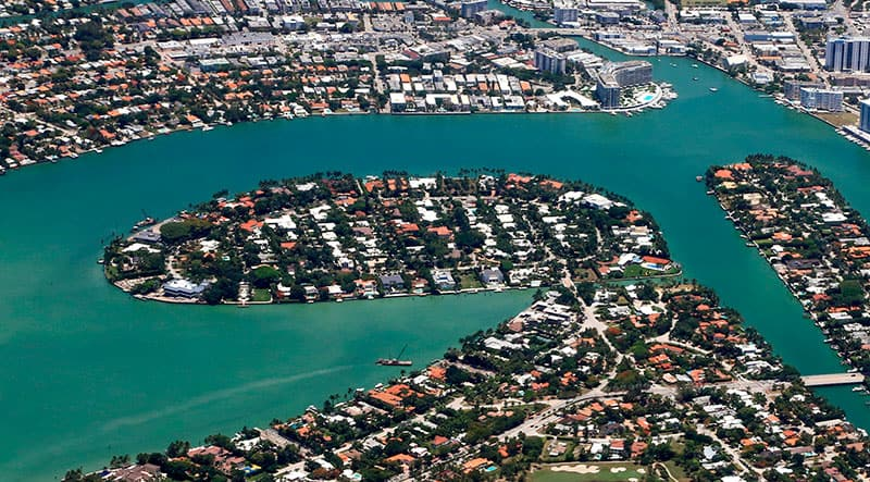 La Gorce Island - Gated Communities in Miami Beach