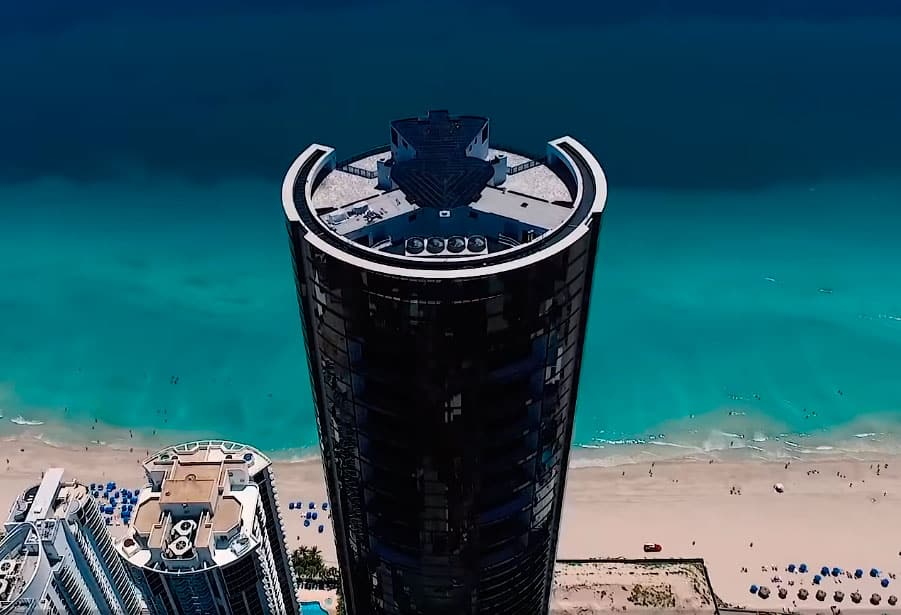Porsch Design Tower Sunny Isles condos for sale