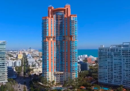 Portofino Tower condos for sale