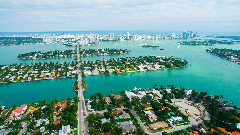 Venetian Islands - Gated Communities in Miami Beach