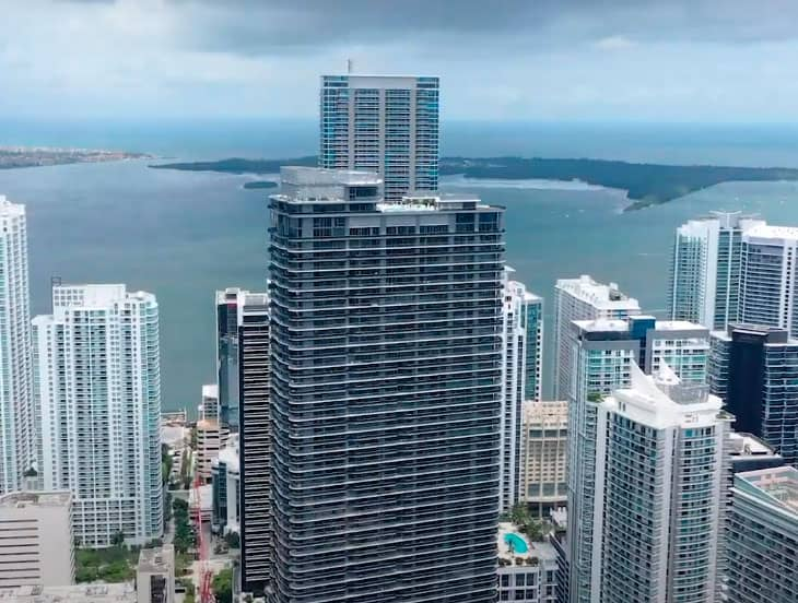 Brickell Flatiron condos for sale