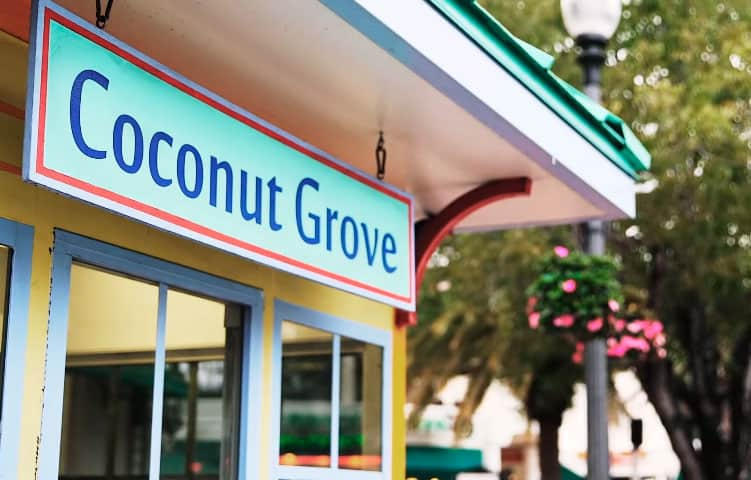Coconut Grove Neighborhood: The Bohemian Village of Miami