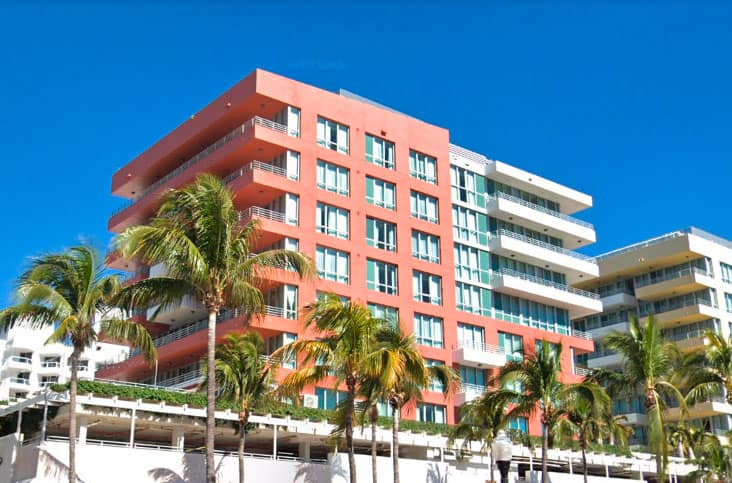 Hilton Bentley Miami Beach condos for sale