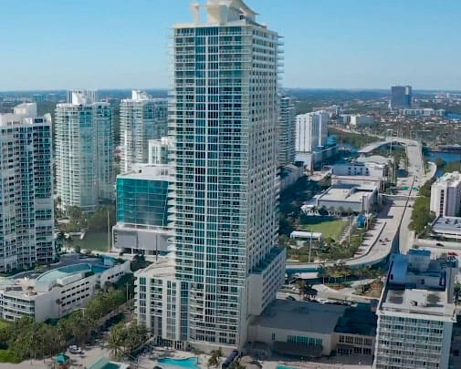 La Perla condos for sale