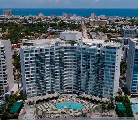Mondrian South Beach condos for sale