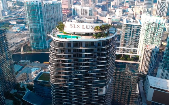 SLS Lux Brickell condos for sale