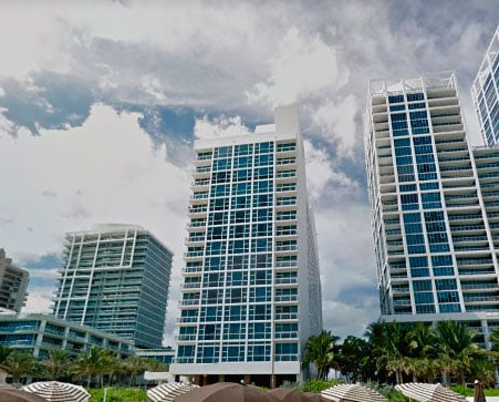The Carillon Center Tower condos for sale