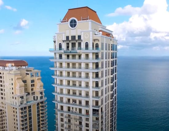 The Mansions at Acqualina condos for sale