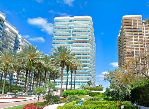 The Palace at Bal Harbour condos for sale