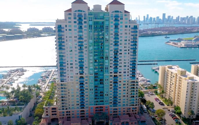 Yacht Club at Portofino condos for sale