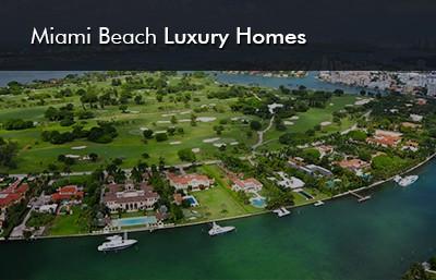 Miami Beach Luxury Homes