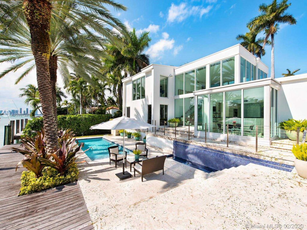 Ultra-Luxury Homes for Sale in Miami Beach: 2288 SUNSET DR, MIAMI BEACH, FL 33140