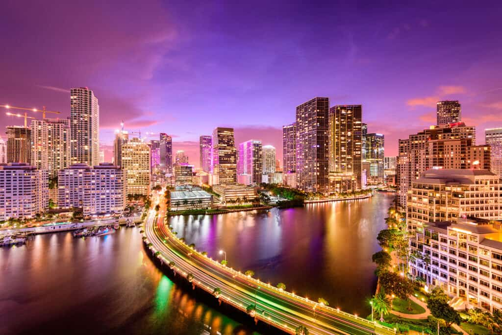684 new jobs from 8 top-level companies are landing in Downtown Miami