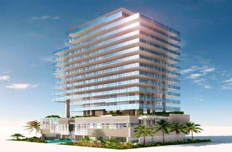 Glass Miami Beach condos for sale
