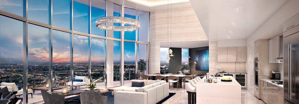 100 Las Olas Fort Lauderdale Penthouse