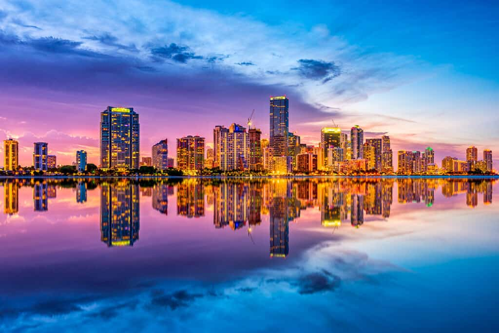 The rise of cryptocurrency in the real estate market in South Florida