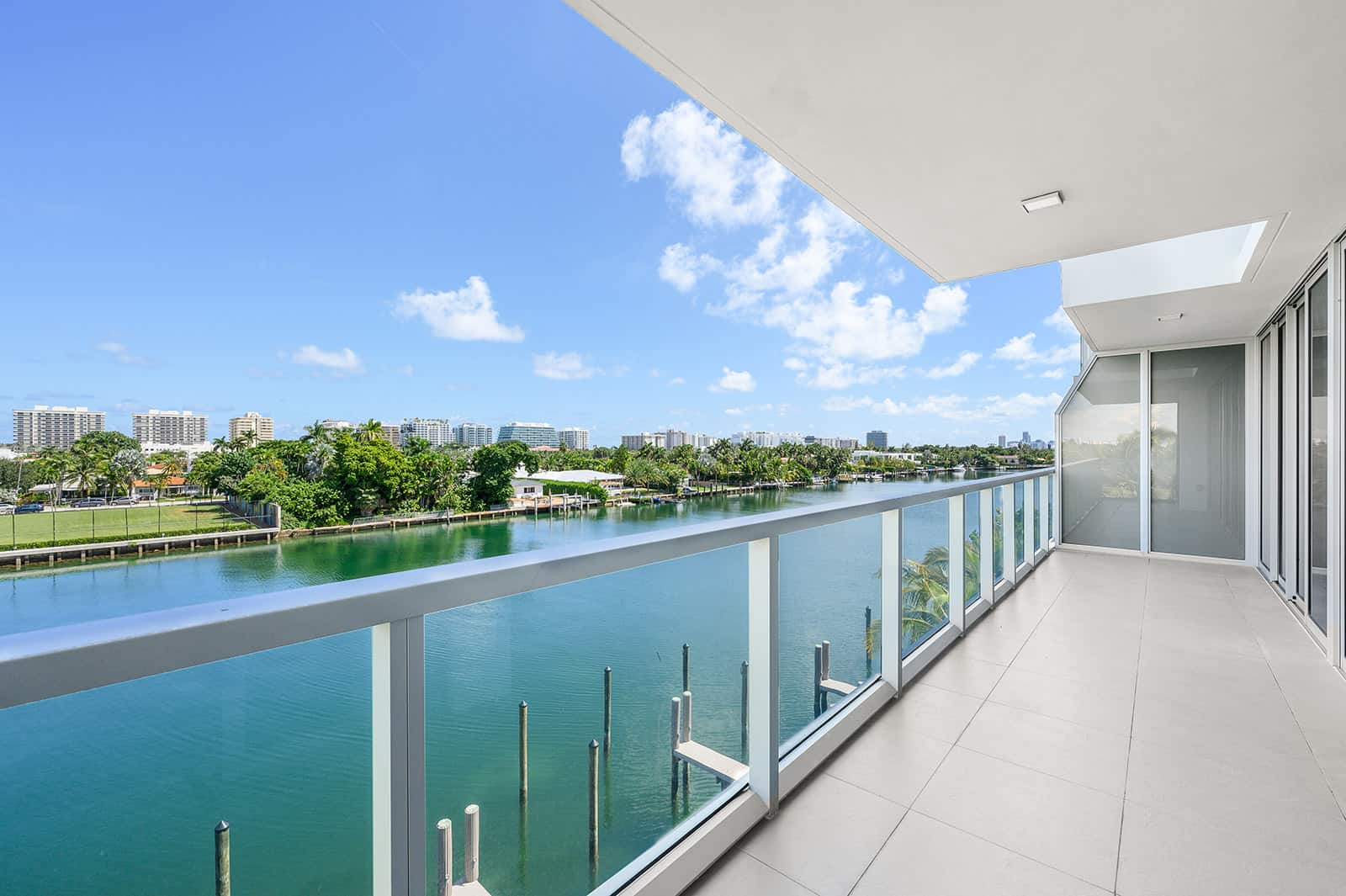 Bijou Bay Harbor 503 Balcony